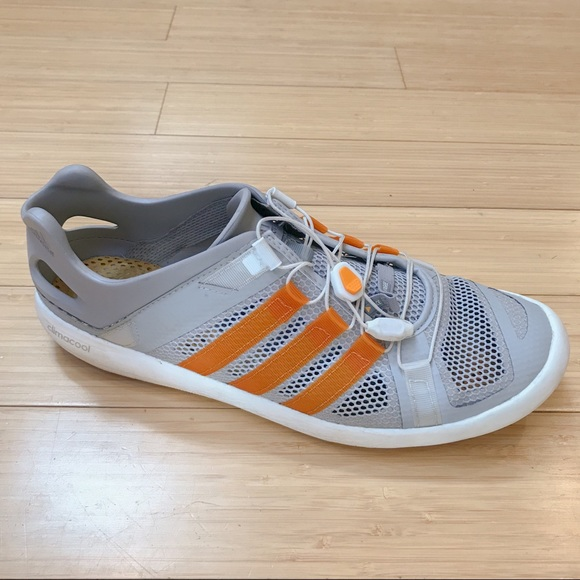 ADIDAS Men's Climacool Beach Boat water shoes, 13.